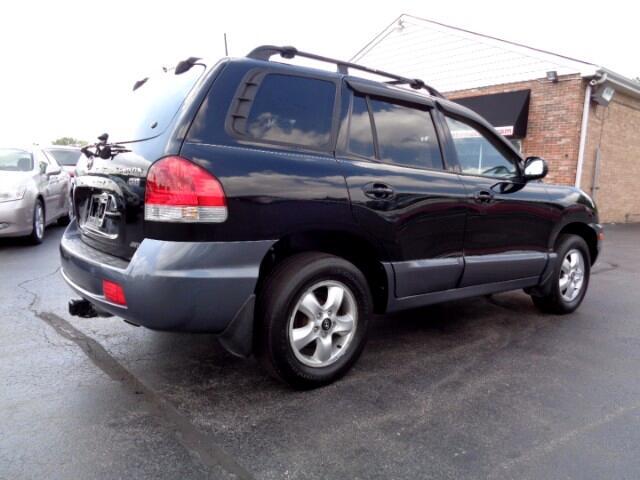 2006 Hyundai Santa Fe GLS 3.5L 4WD