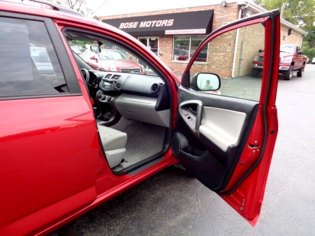 2009 Toyota RAV4 Base I4 2WD