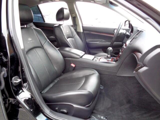 2010 Infiniti G Sedan G37x AWD