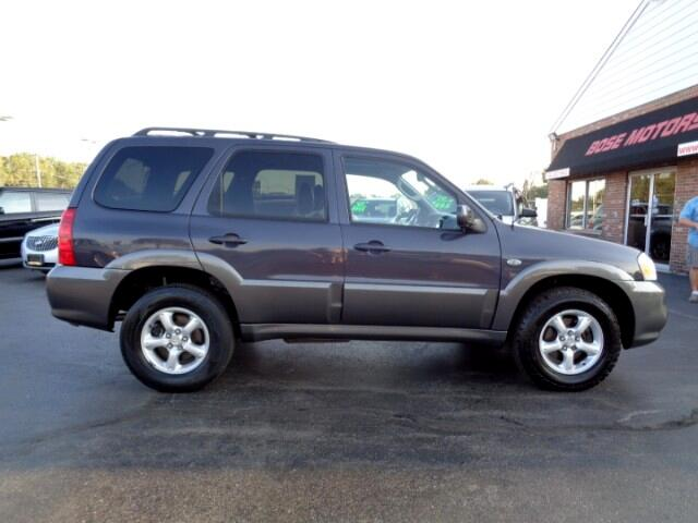 2006 Mazda Tribute s 4WD 4-spd AT