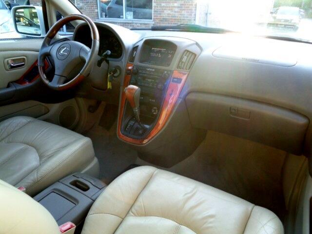 2001 Lexus RX 300 4WD