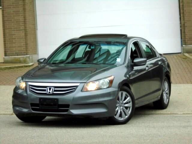 2012 Honda Accord EX-L Sedan AT