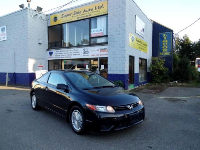 2008 Honda Civic DX Coupe AT
