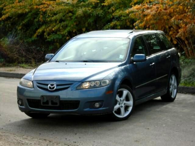 2006 Mazda MAZDA6 Sport Wagon s Sport