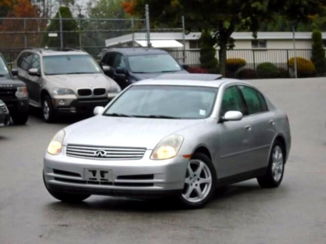 2003 Infiniti G35 Sport Sedan