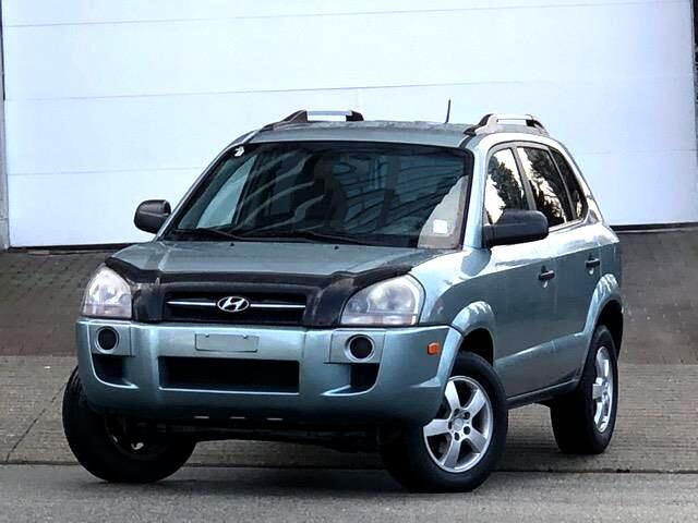 2007 Hyundai Tucson GLS 2.0 2WD
