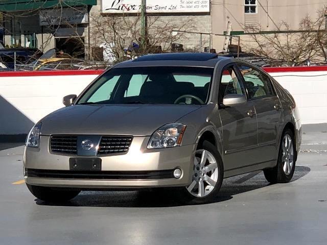 2004 Nissan Maxima SL