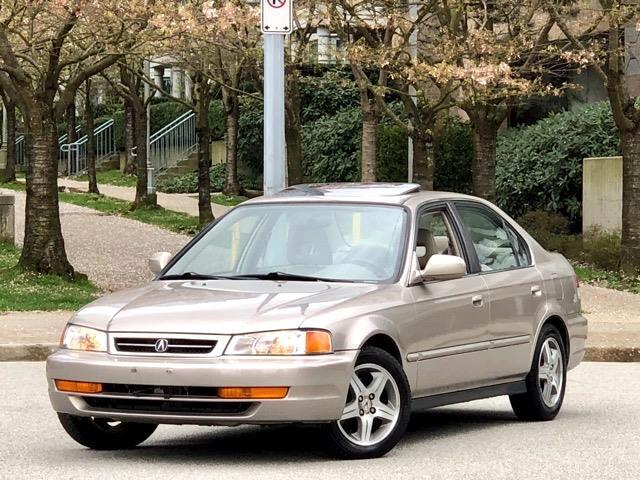 2000 Acura EL 1.6L Premium