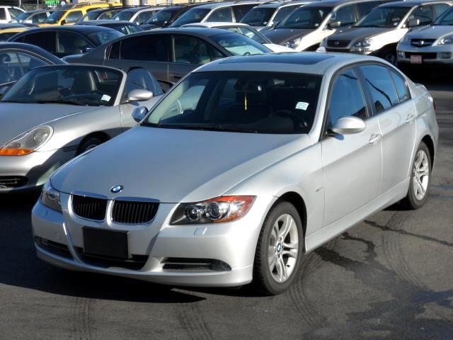2008 BMW 3-Series 328xi 328 xi