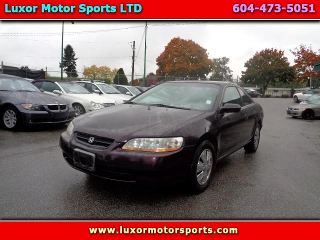 1998 Honda Accord LX coupe