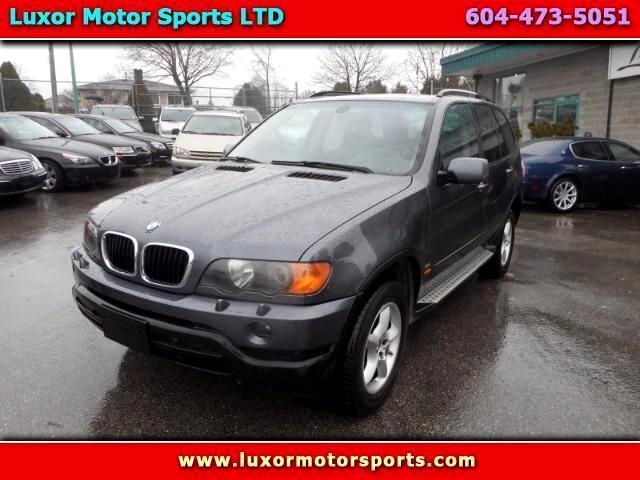 2003 BMW X5 3.0i