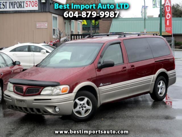 2003 Pontiac Montana 1SV Extended