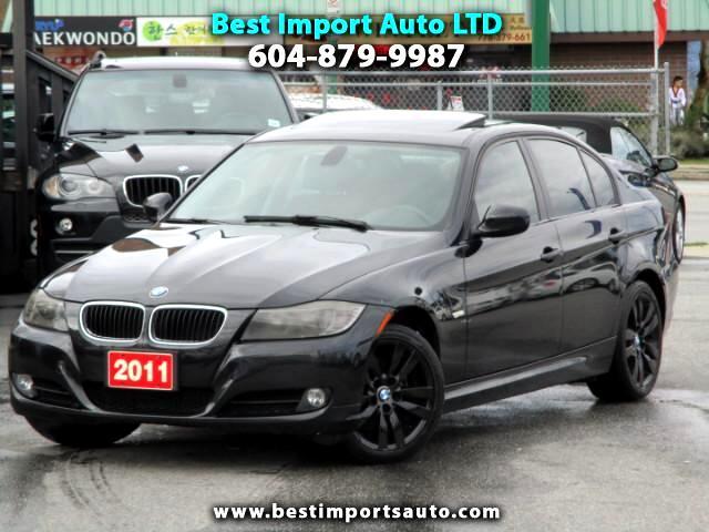 2011 BMW 3-Series 323i