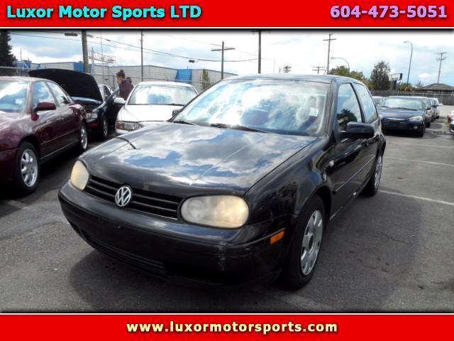 2002 Volkswagen Golf GL 2.0
