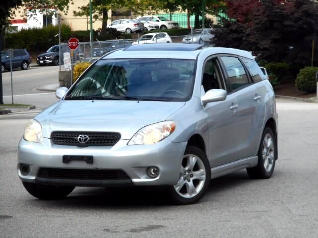 2005 Toyota Matrix 4WD