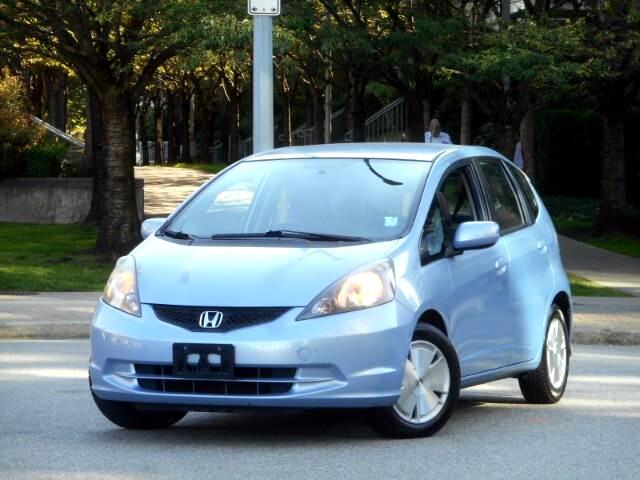 2009 Honda Fit Sport 5-Speed AT
