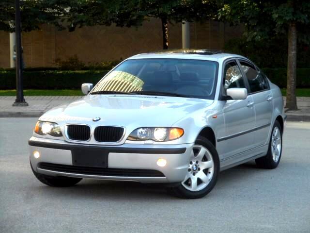 2002 BMW 3-Series 325xi Sedan