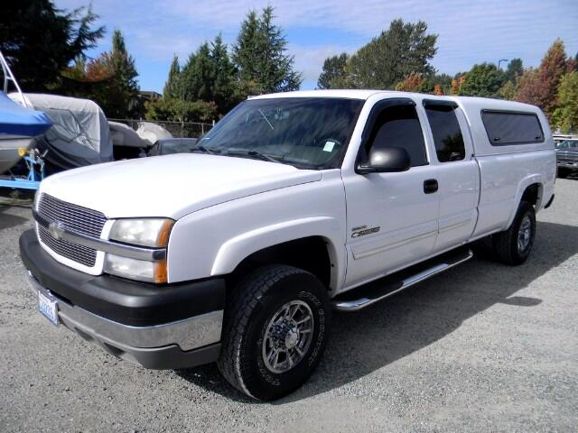 2003 Chevrolet Silverado 2500HD LS Ext. Cab Short Bed 2WD
