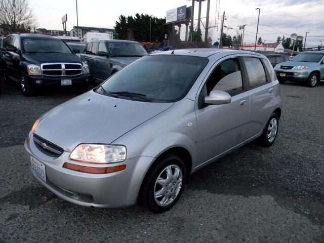 2007 Chevrolet Aveo5 LS