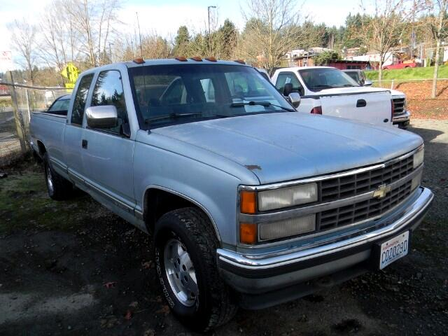 1991 Chevrolet C/K 2500 Ext. Cab 6.5-ft. Bed 4WD