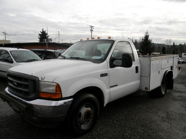 2001 Ford F-350 SD XL 2WD DRW