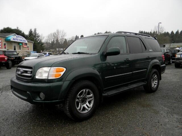 2003 Toyota Sequoia Limited 4WD