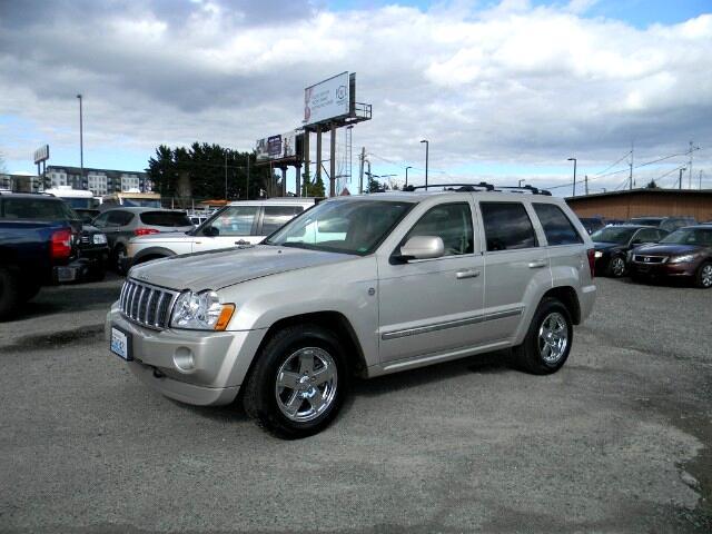 2007 Jeep Grand Cherokee Overland 4WD