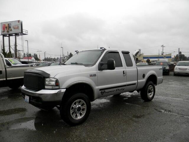 2003 Ford F-250 SD Lariat SuperCab 4WD