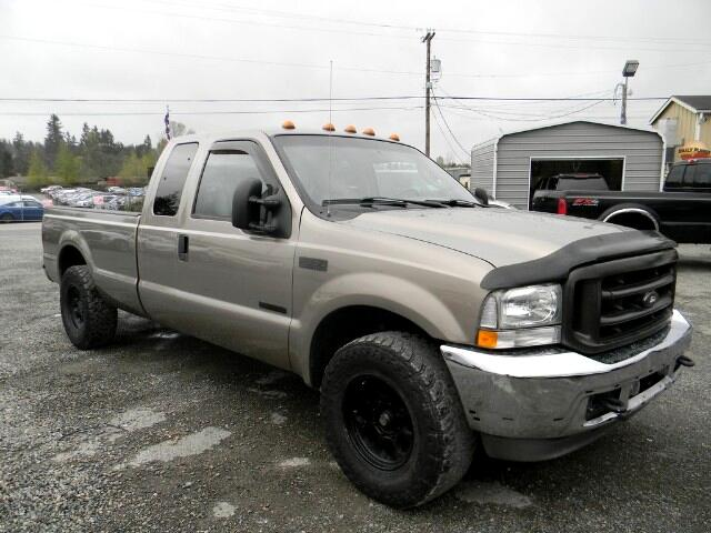 2004 Ford F-350 SD Lariat SuperCab 2WD