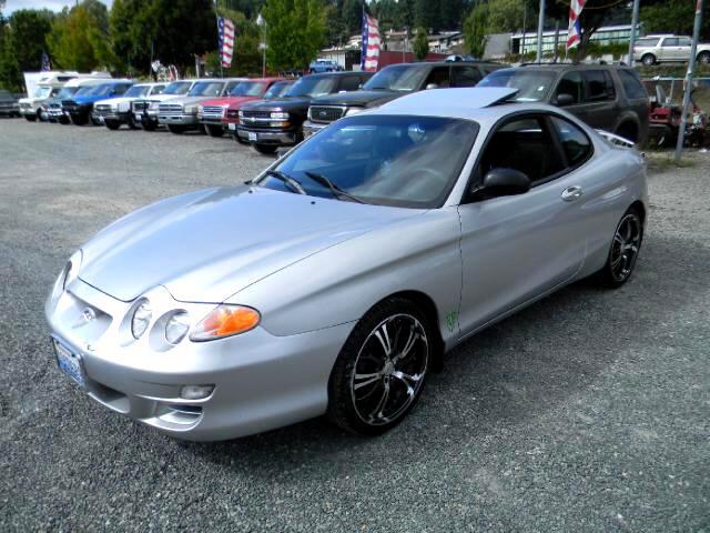 2000 Hyundai Tiburon for sale in Kenmore
