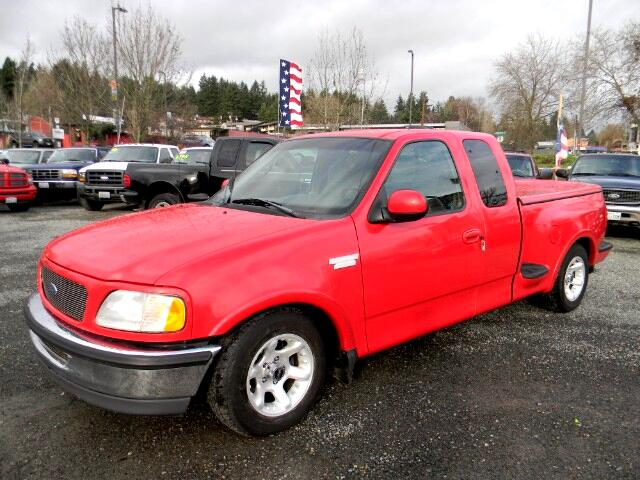 used 1998 ford f 150 for sale in seattle wa 98028 best auto recovery. Black Bedroom Furniture Sets. Home Design Ideas