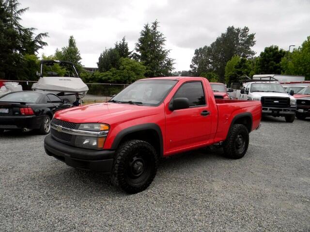 2006 Chevrolet Colorado Work Truck 4WD