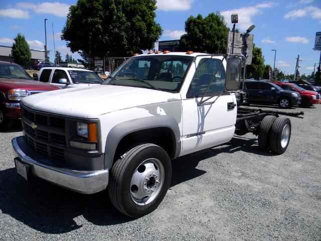 2000 Chevrolet C/K 3500 Reg. Cab 2WD