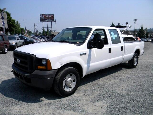 2005 Ford F-250 SD XL Crew Cab Long Bed 2WD