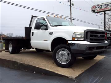 2004 Ford F-450 SD