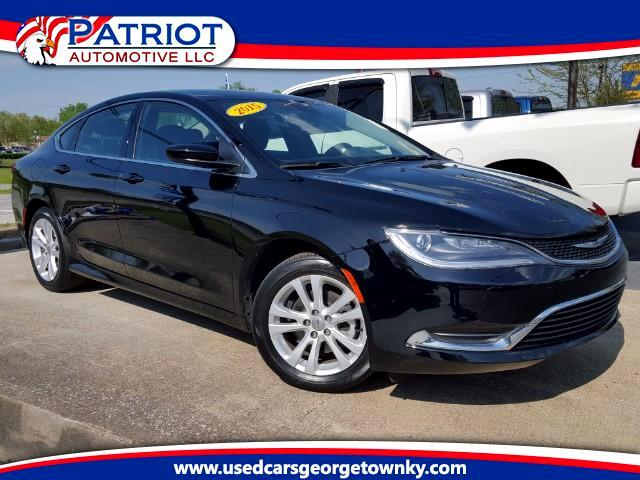 U 2015 Chrysler 200