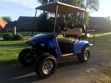 2010 EZGO Golf Cart