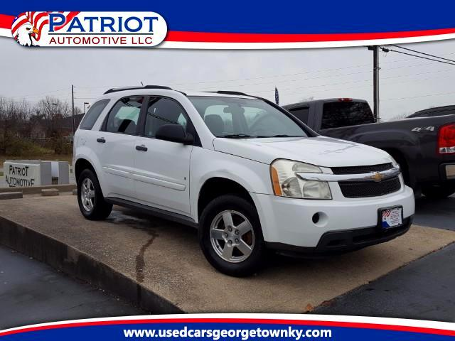 used 2007 chevrolet equinox ls awd for sale in georgetown. Black Bedroom Furniture Sets. Home Design Ideas