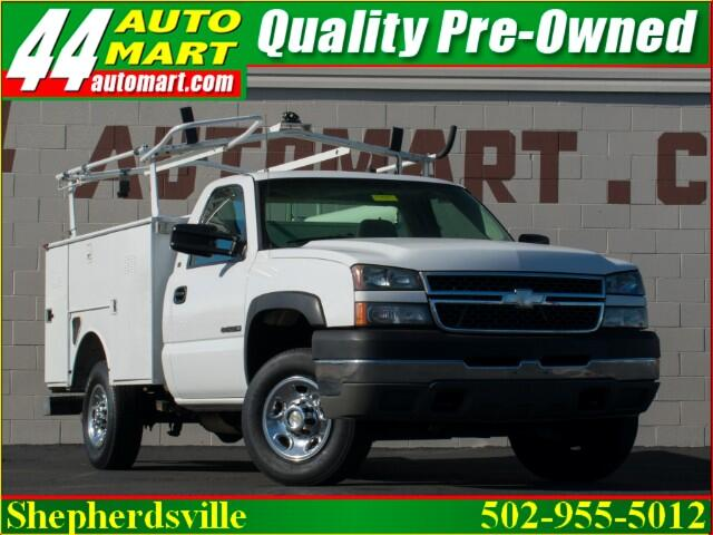 2005 Chevrolet Silverado 2500HD Long Bed 2WD