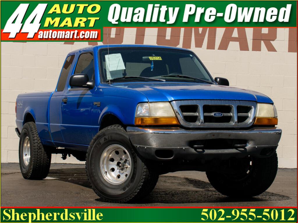 1999 Ford Ranger XLT SuperCab 4WD