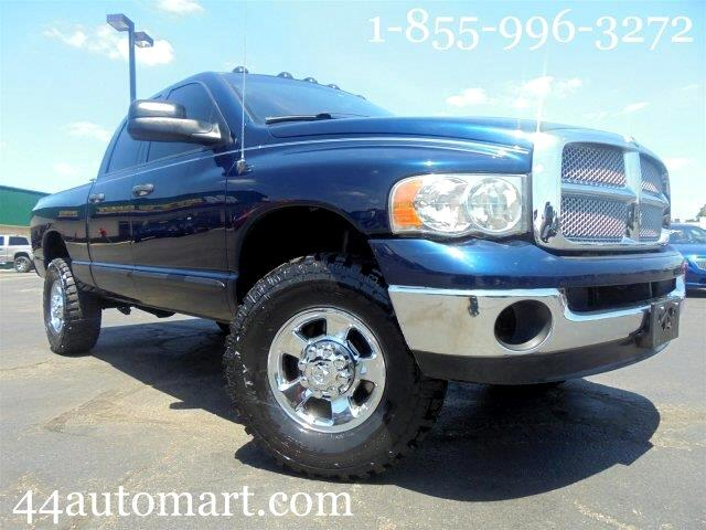 used 2005 dodge ram 2500 for sale in 1 pre owned diesel truck inventory in ky superprice 44 auto. Black Bedroom Furniture Sets. Home Design Ideas