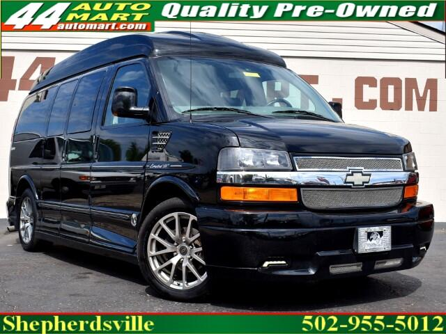 2012 Chevrolet Express G1500 3LT RV