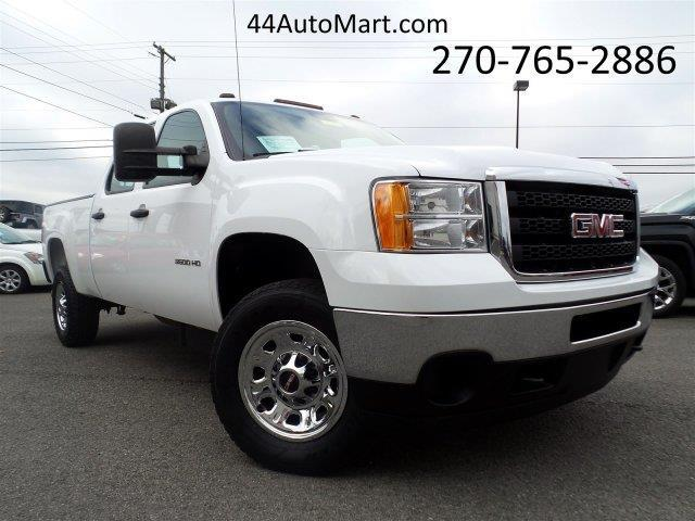 2014 GMC Sierra 3500HD Base Crew Cab 4WD