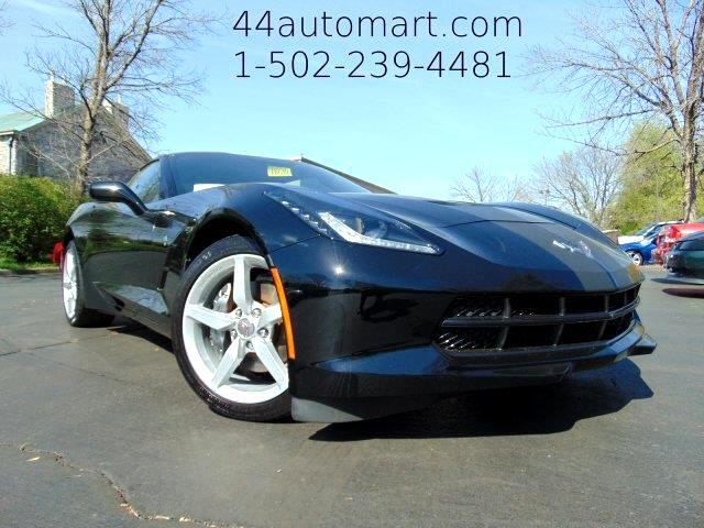 2014 Chevrolet Corvette Stingray 1LT Coupe Automatic
