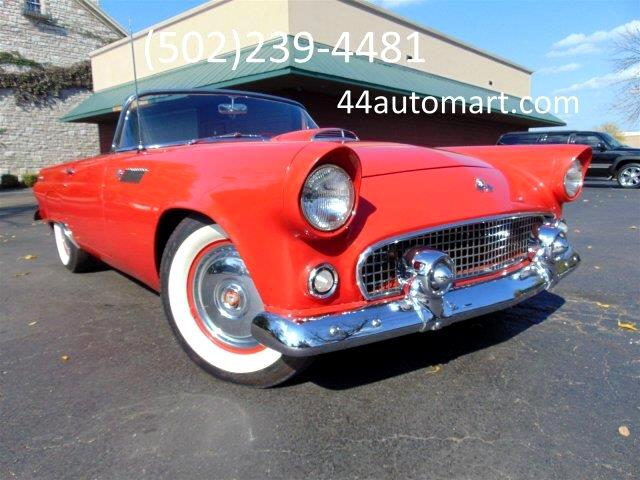 1955 Ford Thunderbird Premium with removable top
