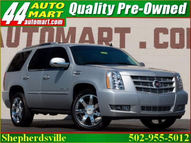 2013 Cadillac Escalade AWD Premium