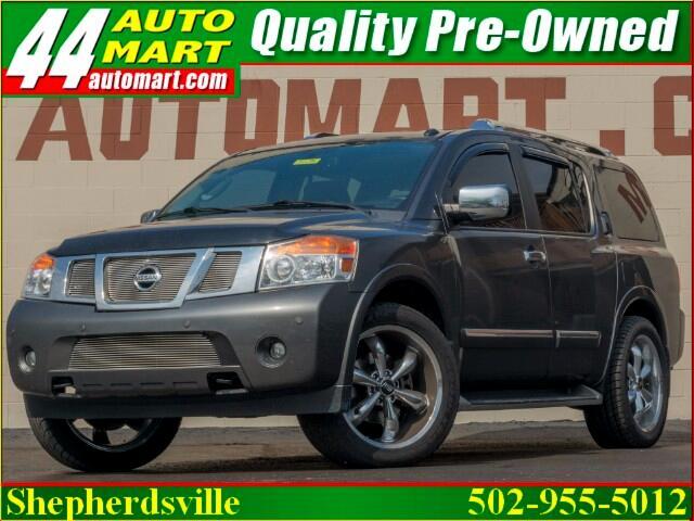 2012 Nissan Armada 4WD 4dr Platinum *Ltd Avail*