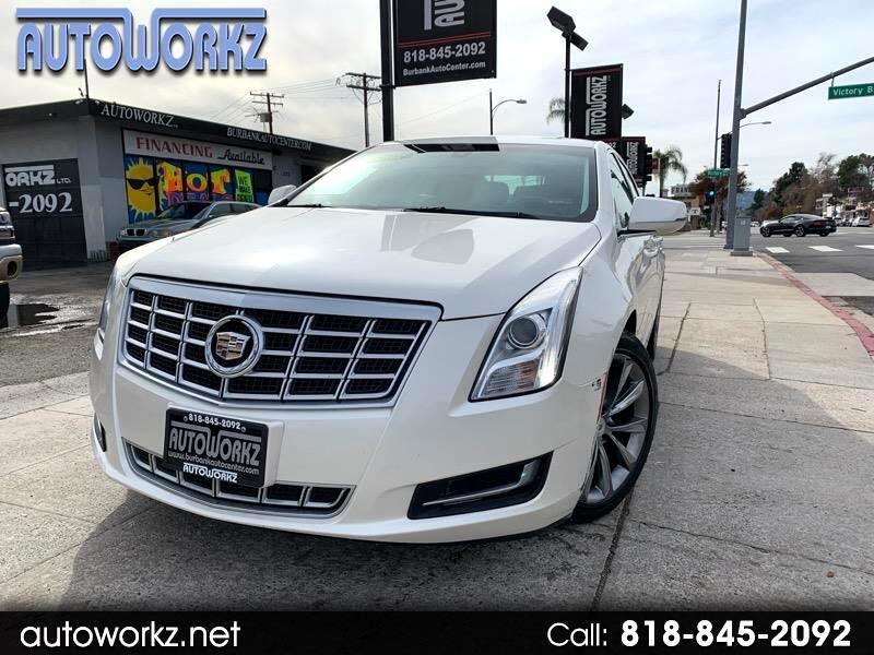 2013 Cadillac XTS Base