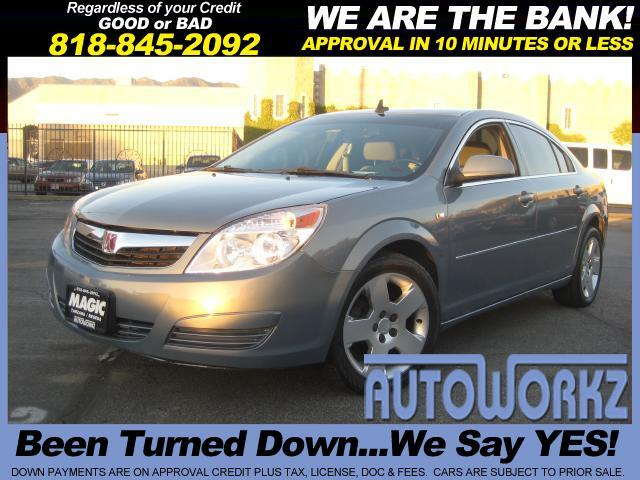 2008 Saturn Aura Join our Family of satisfied customers We are open 7 days a week trade in welcome