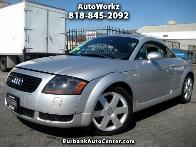 2001 Audi TT Ready to buy a car Join our Family of satisfied customers We are open 7 days a week 
